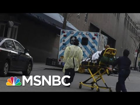 How Hard Is It For A NYC EMT To Get A COVID-19 Test? | MTP Daily | MSNBC
