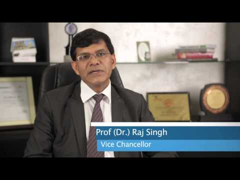 Prof. (Dr.) Raj Singh, Vice- Chancellor, G.D.Goenka University shares his views on new age education and educational philosophy followed at G.D. Goenka University.   Uploaded by UniversityGDGoenka on Apr 22, 2014   GD Goenka University, Gurgaon