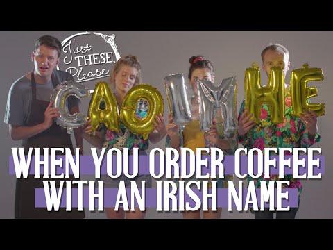 Irové na kávě