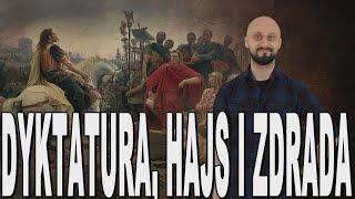 Dyktatura, hajs i zdrada – Juliusz Cezar. Historia Bez Cenzury