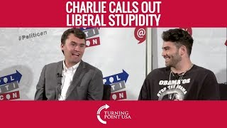 Charlie Kirk Calls Out Liberal Stupidity From Hasan Piker About Why Berkeley Disinvited Ben Shapiro!