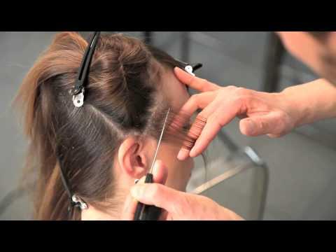 Balsamic hair mask