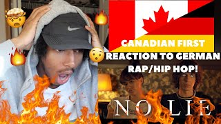 CANADIAN FIRST REACTION TO GERMAN RAPHIP HOP! Jay Samuelz   No Lie (Part 3)