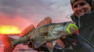 Рыбная ловля на средней волге