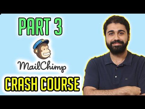 Mailchimp Tutorial 2020 Crash Course   Email marketing Mastery ...