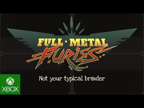 Trailer de Full Metal Furies