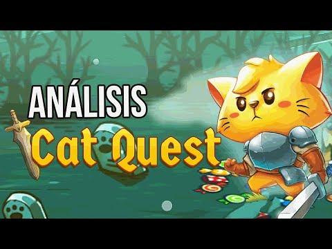 Análisis Cat Quest.