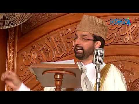 Mirwaiz appeals to PM Modi, Imran Khan to resolve Kashmir issue