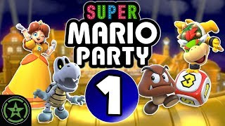 Kamek's Tantalizing Tower - Super Mario Party (PART 1)   Let's Play