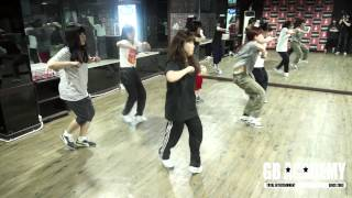 Girls Style Hiphop Class