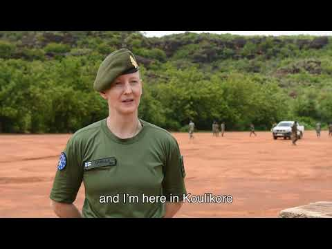 EU CSDP missions and operations - EUTM Mali