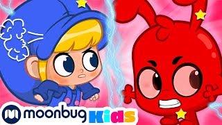 Mila And Morphle FIGHT!! - My Magic Pet Morphle   Cartoons For Kids   Morphle TV   BRAND NEW