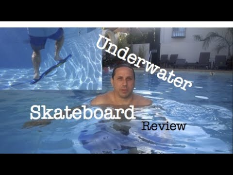 Underwater Skateboard   Product Review: Subskate by Coop