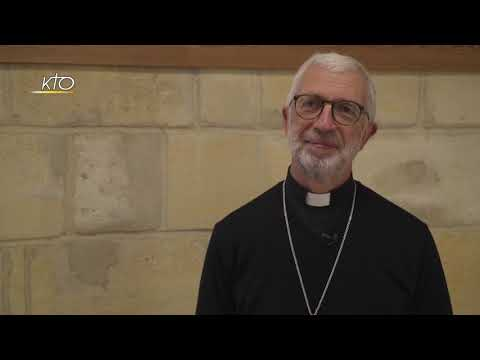 Mgr Bertrand Lacombe, nouvel archevêque d'Auch