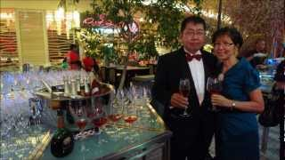 Mateus Rose ,Official Wine ,  King and I  Premiere  Night.wmv