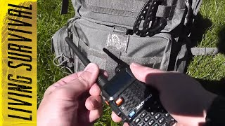 Survival Communication w/ Two-Way Radios & Cellular Phones