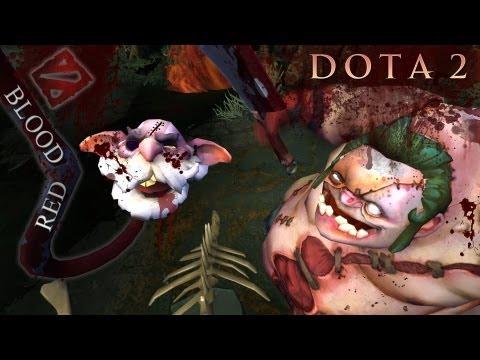 [EPIC VIDEO] Dota 2 - Blood Red