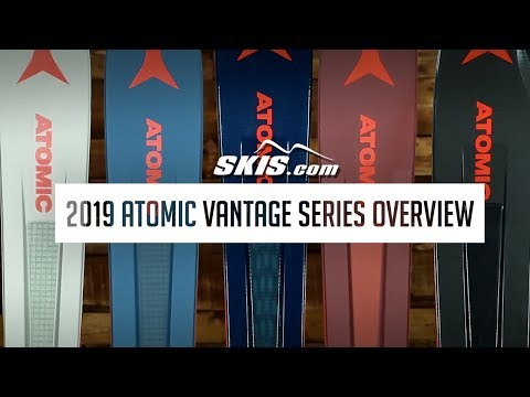 Video: 2019 Atomic Vantage Men