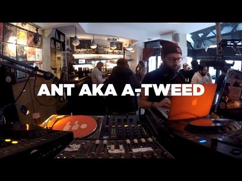 Ant aka A-Tweed • DJ Set • Le Mellotron