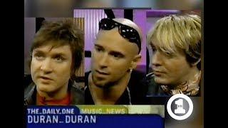 Duran Duran POP TRASH interview - 2000