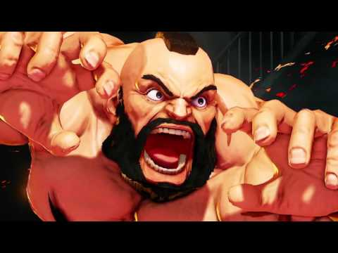 Street Fighter V: Capcom Confirms Zangief With New Trailer