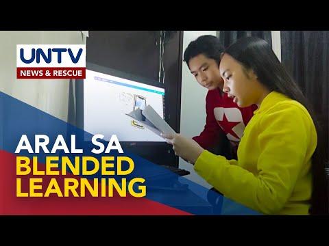 [UNTV]  Aral sa blended learning, natutunan ng mga mag-aaral, magulang, at guro sa Baguio City