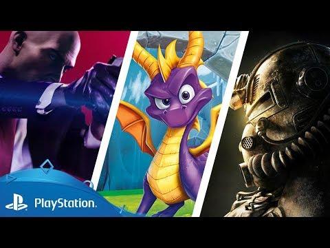 Новости этой недели на PlayStation   12 ноября