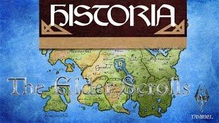 LA PRIMERA ERA- Historia de The Elder Scrolls