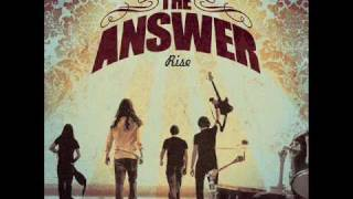 The Answer Never too late