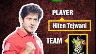 BCL International - Actor Hiten Tejwani