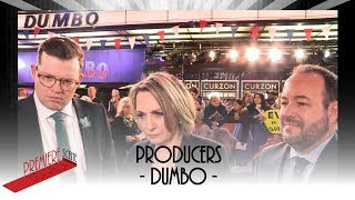 Derek Frey,  Katterli Frauenfelder, Justin Springer - Dumbo - European Premiere