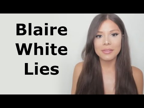 Blaire White's Entire Career Is Built on Lying to Her Audience