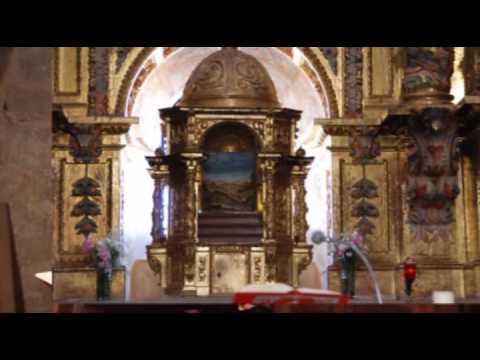 Órgano de VILLASANDINO ( Burgos)  Liudmila Matsyura en concierto