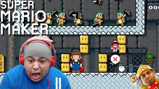 THIS SH#T IS FULL OF BULL BULL!! [SUPER MARIO MAKER] [#36]