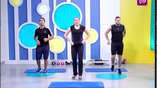 رياضة - تمارين CARDIO لإعادة الحيوية والنشاط للجسم