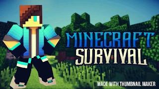 Minecraft With My Friends (Survival World)