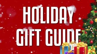 How To Make Your Holidays Merry & Bright With MY HOLIDAY GIFT GUIDE!