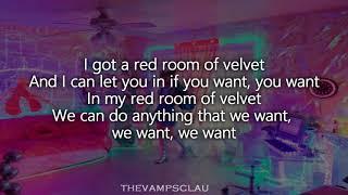 Pia Mia - Red Room (Lyrics | Lyric Video)