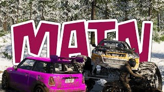 Nerd³ and MATN's Ultimate Road Trip - 4 - Almost Makes You Wish For a Nuclear Winter