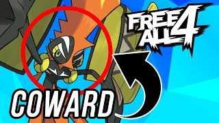 coward (POKEMON USUM FFA)