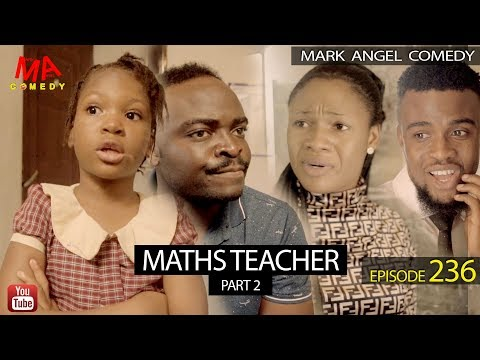 Mark Angel Comedy – MATHS TEACHER Part 2 (Episode 236)