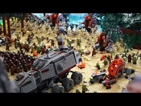 Lego Star Wars Moc Citadel Youtube - Modern Home Revolution