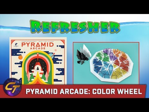 Pyramid Arcade: Color Wheel - Refresher on How to Play // Cosmic Tavern