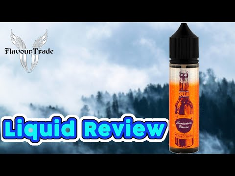 YouTube Video zu Flavour Trade Mandarinen Brause Longfill Aroma 20 ml für 60 ml