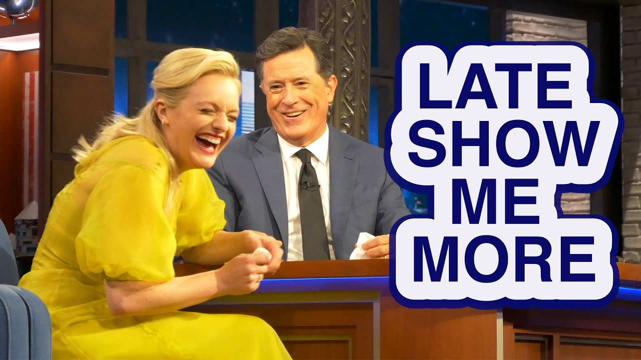 LATE SHOW ME MORE: Laughing Through The Tears thumbnail