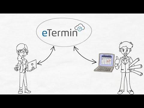 eTermin Online Terminplaner und Terminbuchung