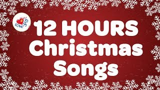 Christmas Songs Playlist Nonstop 12 hours Long