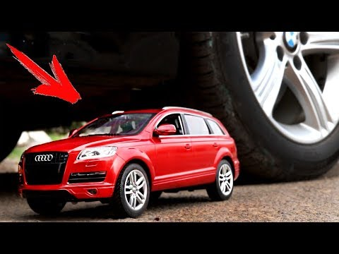 EXPERIMENT: CAR VS AUDI Q7