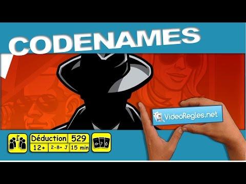 vidéo Codenames
