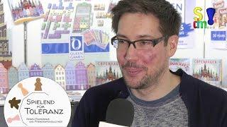 QUEEN GAMES im Interview - Spieleredakteur Frank Thyben - SPIELWARENMESSE 2019 (Spiel doch mal...!)